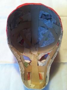 fabriquer des masques en papier pas m ch toysfab. Black Bedroom Furniture Sets. Home Design Ideas