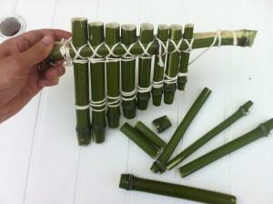 fabriquer avec du bambou une flute de pan et m me un orgue toysfab. Black Bedroom Furniture Sets. Home Design Ideas
