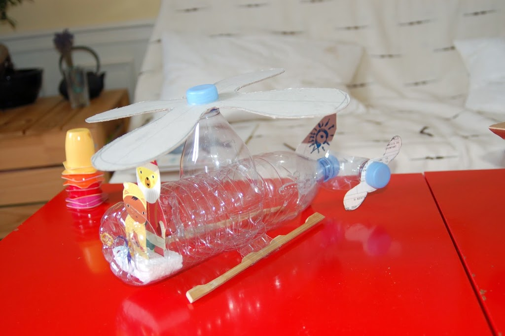 2s chrono des jouets avec des bouteilles d eau toysfab - Fabriquer une horloge a eau ...
