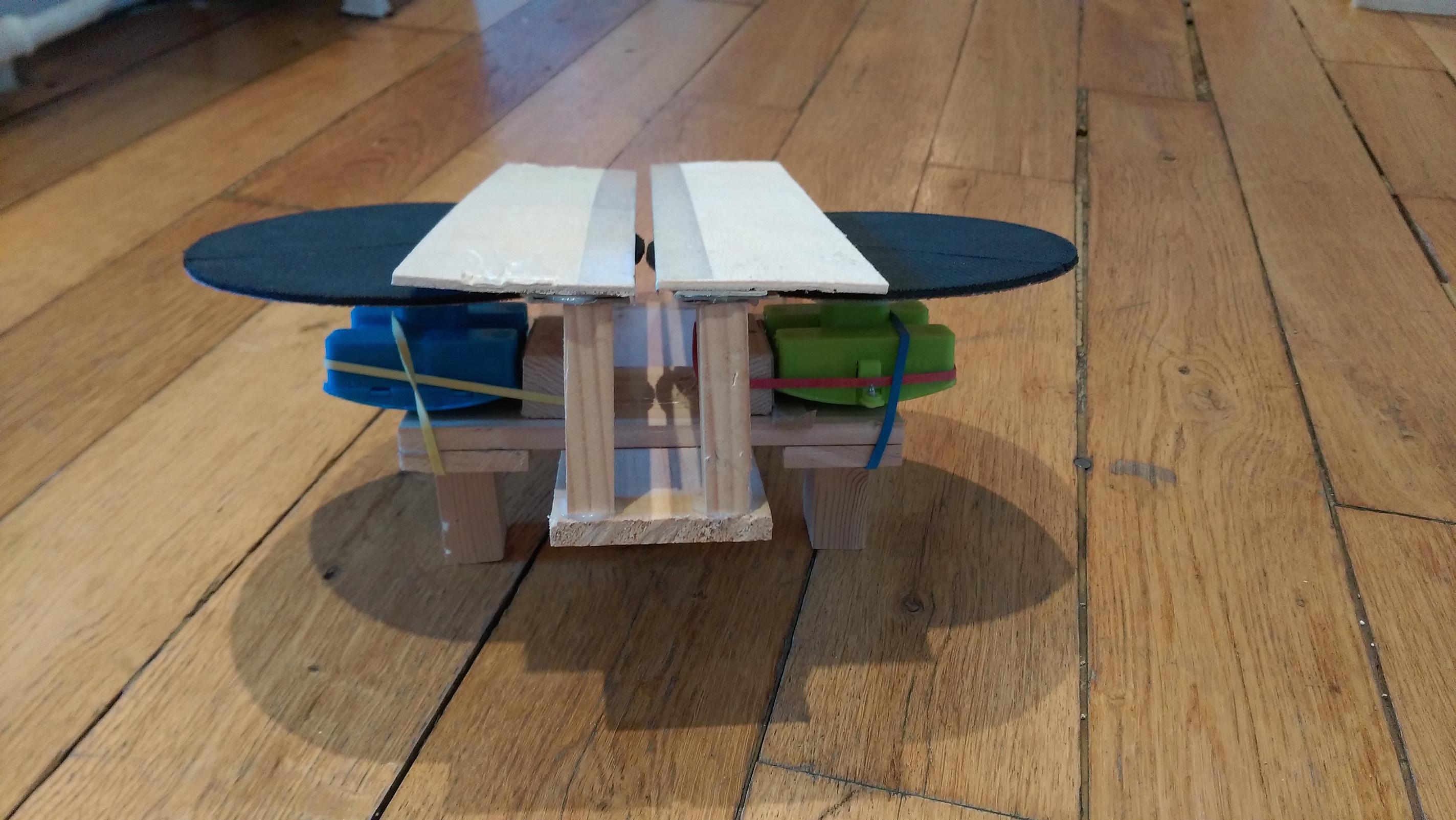 Fabriquer un lanceur d u2019avion en papier Toysfab # Planche De Bois Mr Bricolage