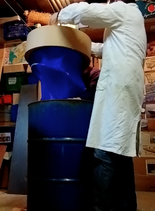positionnement du piston de la boite à meuh