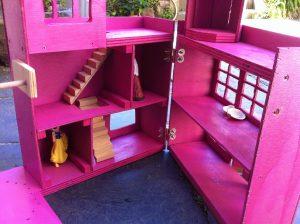 charnière et escaliers chateau