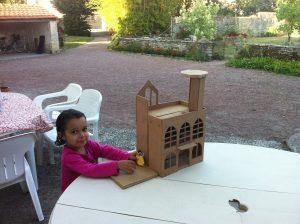 chateau de princesse etape 1