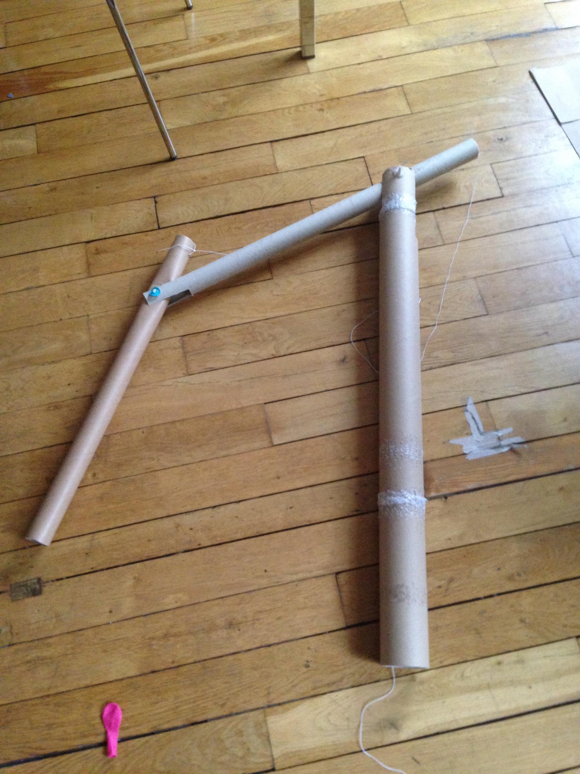 Gut bekannt Improviser un bras articulé en carton ! | Toysfab BE41